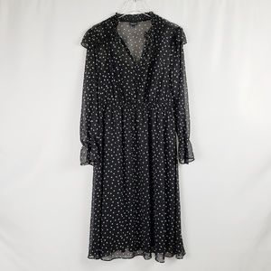 Torrid Stary Night Dress, Size 1